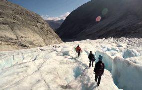 jostedalio ledynas 2