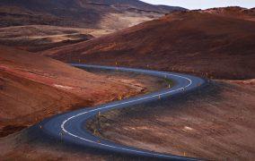 Ziedo kelias Islandija