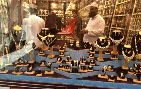 aukso turgus Dubajus