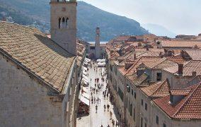 Dubrovniko gatvele