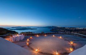 Venetsanos Winery in Santorini, wedding Venue