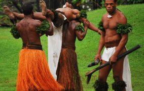 Fidzi salos kanibalizmas
