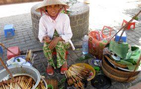 Vietnamo gatves maistas