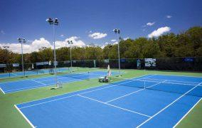 teniso kortai