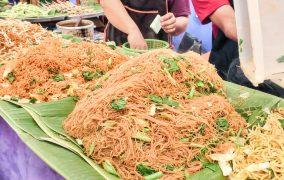 Bankoko gatves maistas