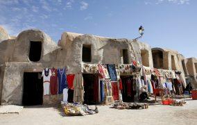 Tuniso vietines parduotuves