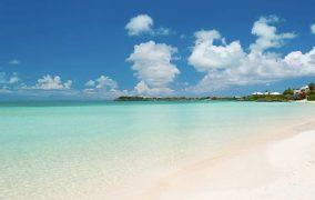Grace įlankos paplūdimys
