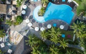 Kelionės į Mauricijų. Solana Beach viešbutis.