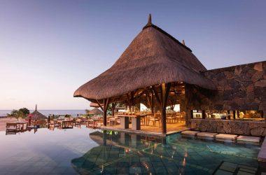 Kelionės į Mauricijų. Veranda-pointe-aux-biches