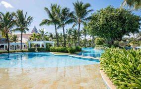 Vestuvės Mauricijuje. Sugar beach viešbutis.