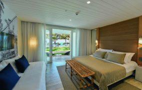 Vestuvės Mauricijuje. Beachcomber Canonnier viešbutyje.
