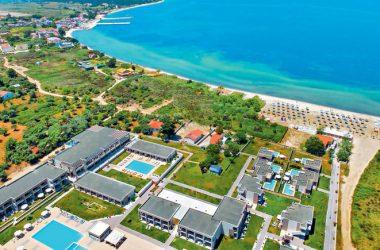 Viešbutis Alea Suites Tasos sala