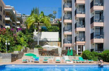 Viešbutis Dorisol Buganvilia Madeira
