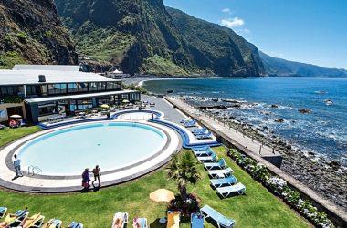Viešbutis Esatlagem Do Mar Madeira