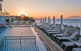 Golden Coast Family Resort Zakinto sala
