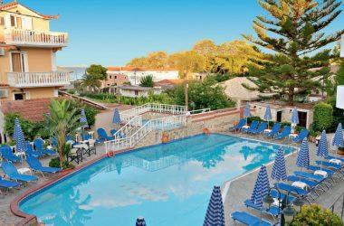 PLanos Beach viešbutis Zakinto sala