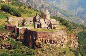 Pažintinė kelionė į Armėniją