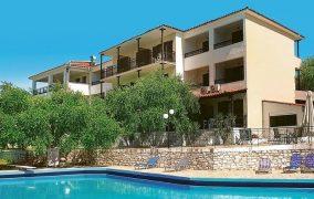 Villa Natassa hotel Tasos sala
