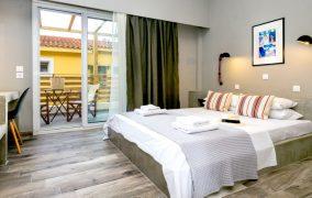 Zoe viešbutis Tasos sala