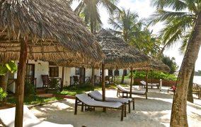 Sea view lodge hotel Zanzibaras