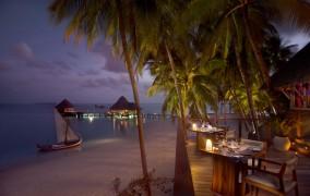 Conrad Maldives Rangali Island ***** 4