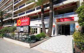 Adagio Nice Promenade des Anglais **** 5