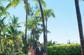 Vestuvės Mauricijuje. Pasaulio kelionės.