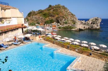 Grand Hotel Mazzaro Sea Palace ***** 2